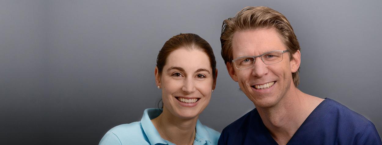 Dr. Dr. Achim und Dr. Heike Gonnermann | Kieferzentrum Ingolstadt